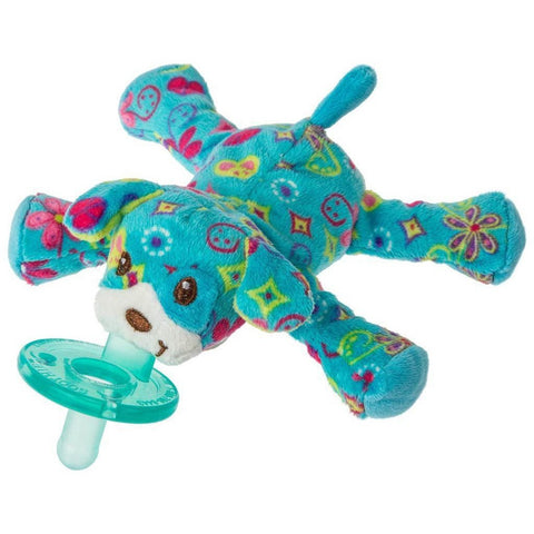 Mary Meyer Wubbanub Peaceful Puppy Pacifier- - Anglo Dutch Pools & Toys