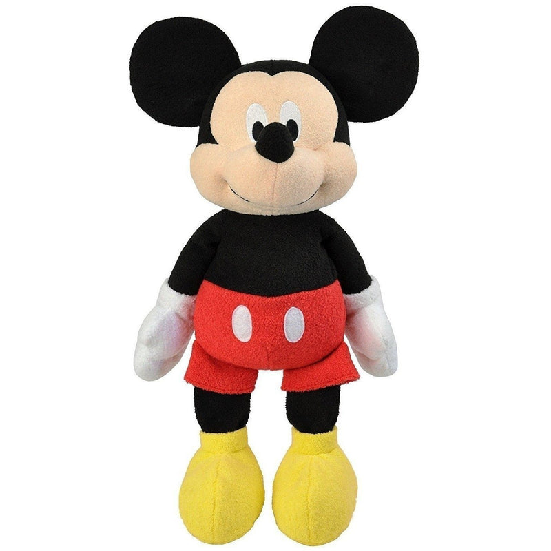"Disney Baby Mickey Mouse Floppy Favorite Plush 17"" - Baby and Infant Plush Items - Anglo Dutch Pools and Toys"