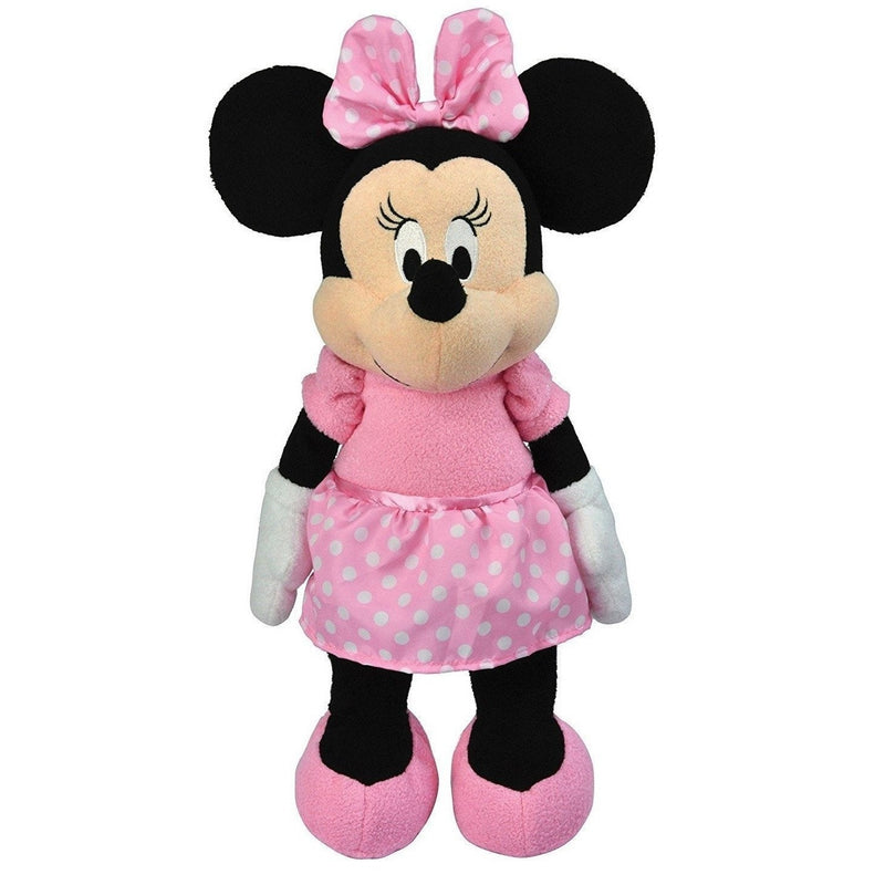 "Disney Baby Minnie Mouse Floppy Favorite Plush 17"" - Baby and Infant Plush Items - Anglo Dutch Pools and Toys"