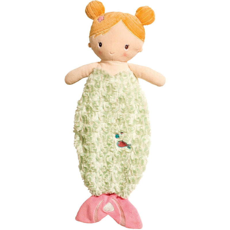 Baby And Infant Plush Items - Douglas Sshlumpie Mermaid 19""