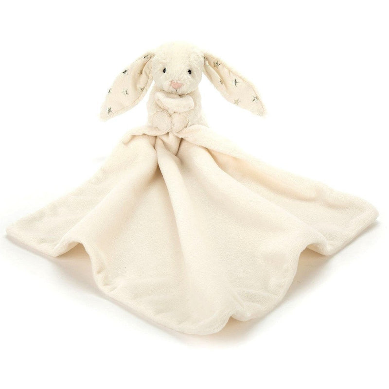 "Jellycat Bashful Twinkle Bunny Soother 13"" - Baby and Infant Plush Items - Anglo Dutch Pools and Toys"