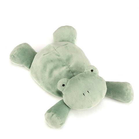 Baby And Infant Plush Items - Jellycat Dozydou Frog 11""