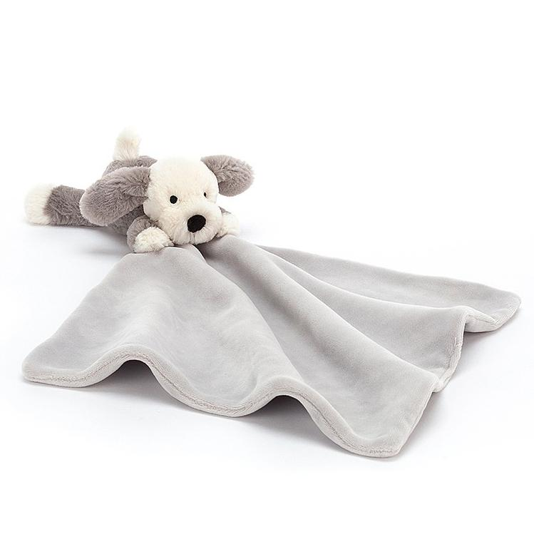 Baby And Infant Plush Items - Jellycat Shooshu Puppy Soother 13""