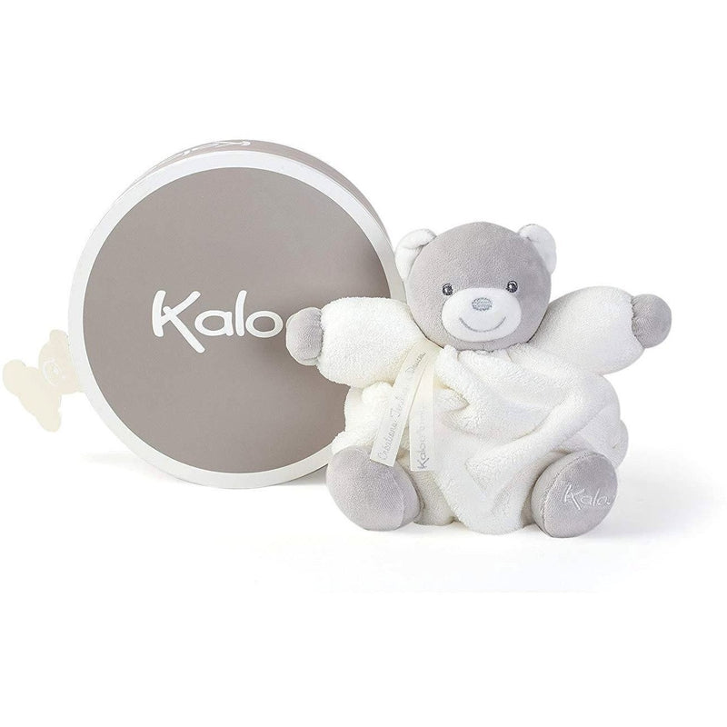 Kaloo Plume Small Chubby Bear- Cream