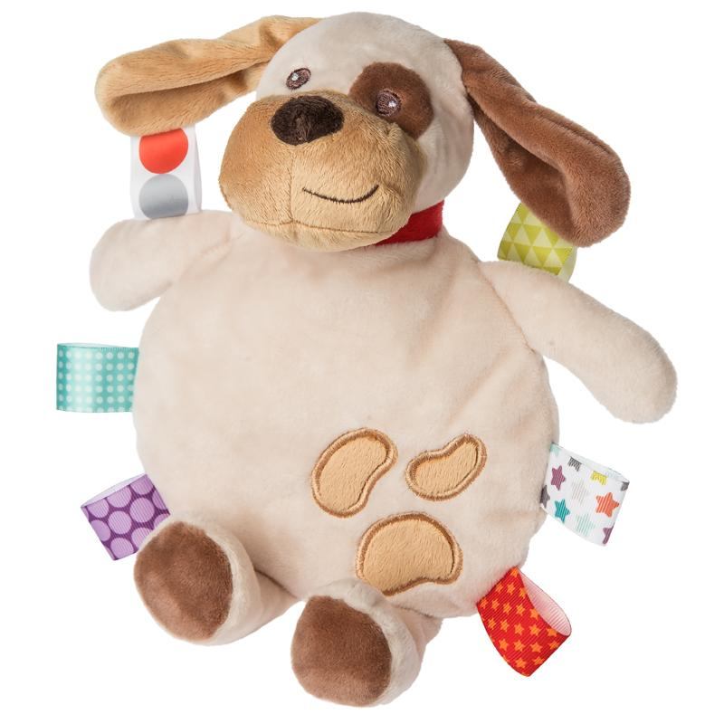 Baby And Infant Plush Items - Taggies Buddy Dog Cookie Crinkle 11″