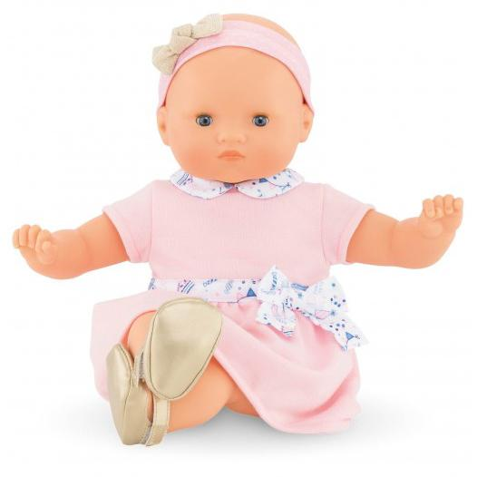 Baby Dolls - Corolle Léonie #40yearscorolle Doll 14""