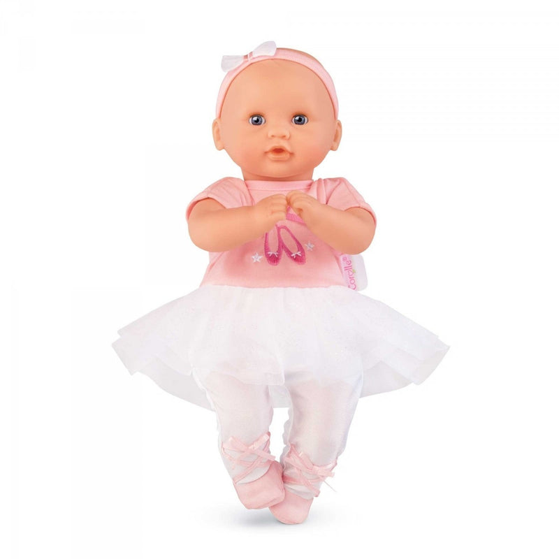 "Corolle Mon Premier Bebe Calin Ballerina 12""- - Anglo Dutch Pools & Toys  - 1"