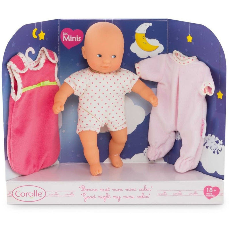Corolle My Mini Calin Good Night - Baby Dolls - Anglo Dutch Pools and Toys