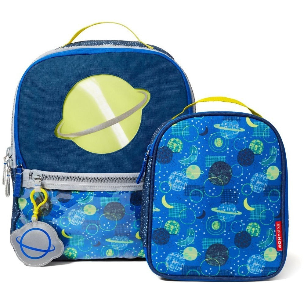 Skip Hop Forget Me Not Kids Backpack And Lunch Bag Set Backpacks And Lunch Boxes