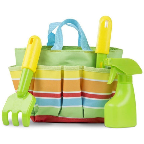 Backyard Fun And Games - Melissa & Doug Giddy Buggy Gardening Tote Set