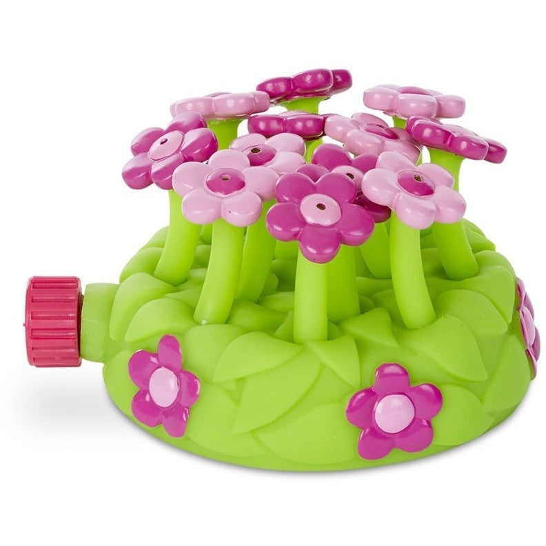Backyard Fun And Games - Melissa & Doug Pretty Petals Sprinkler