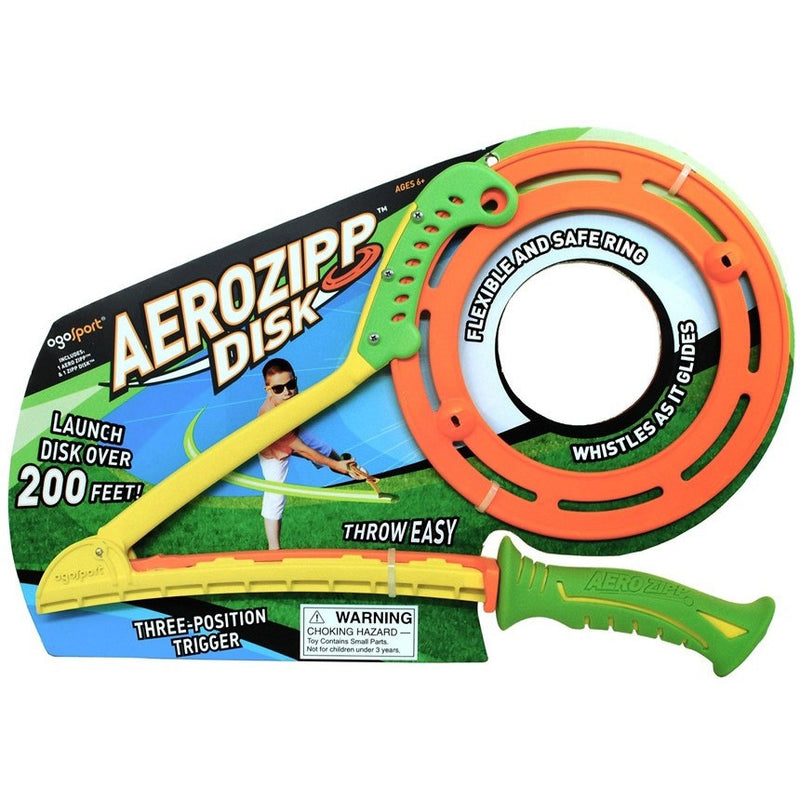 Ogo Sport Aero Zipp Disk - Backyard Fun and Games - Anglo Dutch Pools and Toys