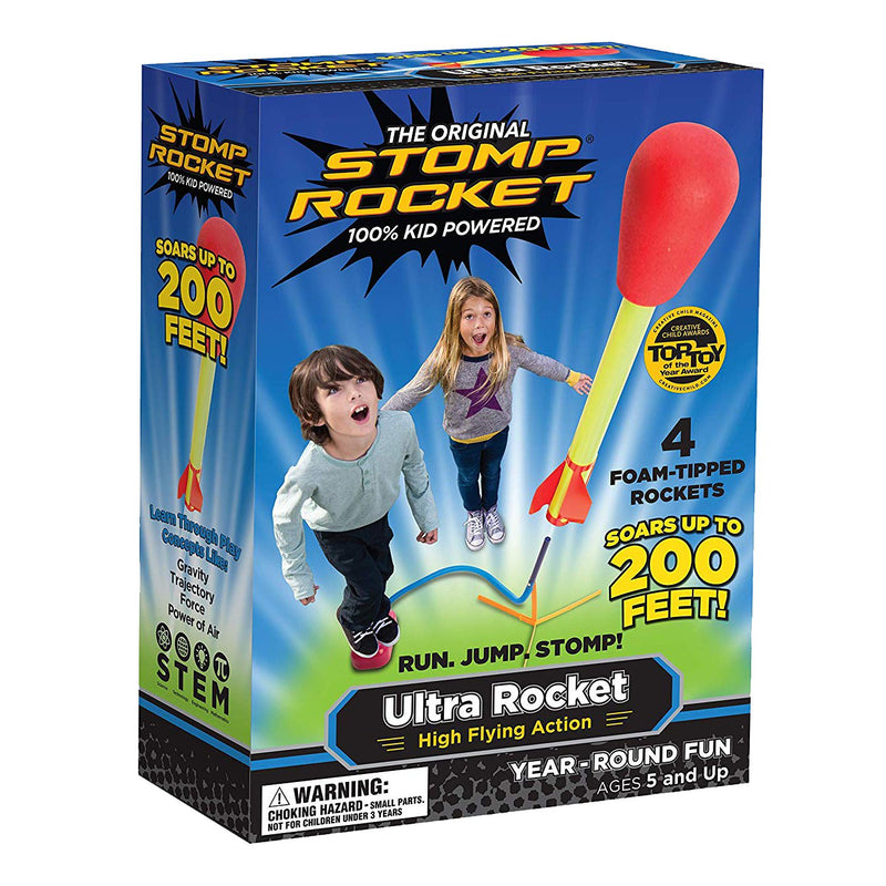 Stomp Rocket Ultra - Backyard Fun and Games - Anglo Dutch Pools and Toys