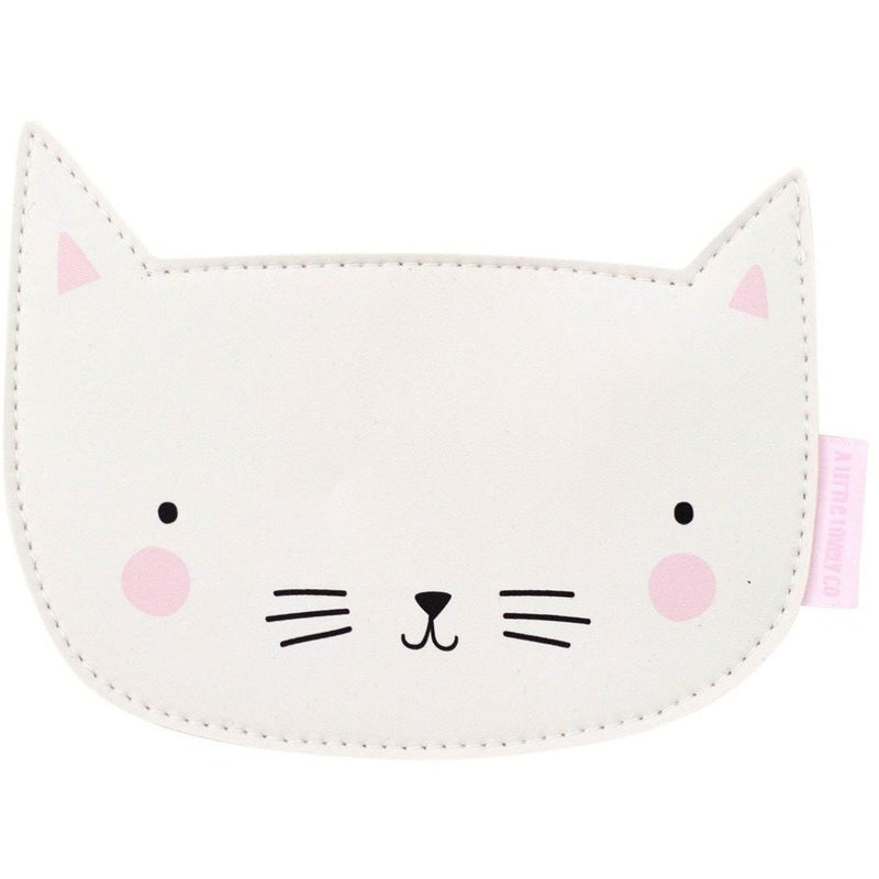 A Little Lovely Company Cat Coin Purse - Bags, Pouches, & Wallets - Anglo Dutch Pools and Toys
