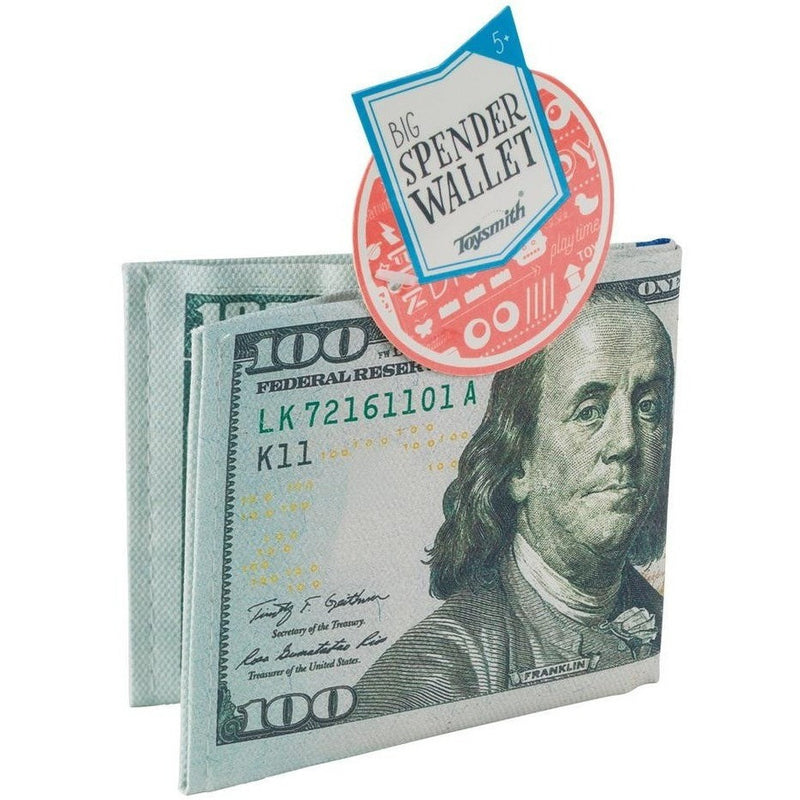 Bags, Pouches, & Wallets - Toysmith Big Spender Wallet