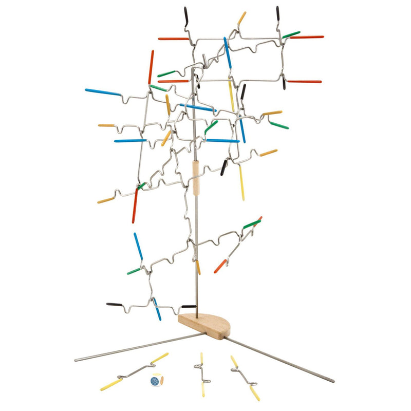 Balancing And Stacking Games - Melissa & Doug Suspend Family Game