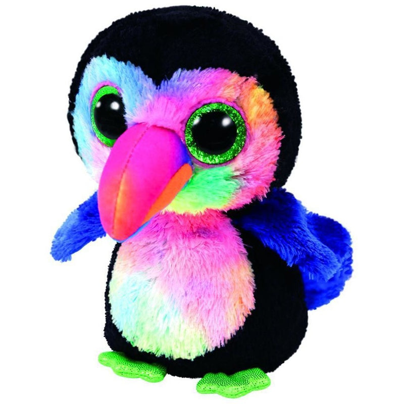 TY Beanie Boos Beaks the Toucan Small 6""