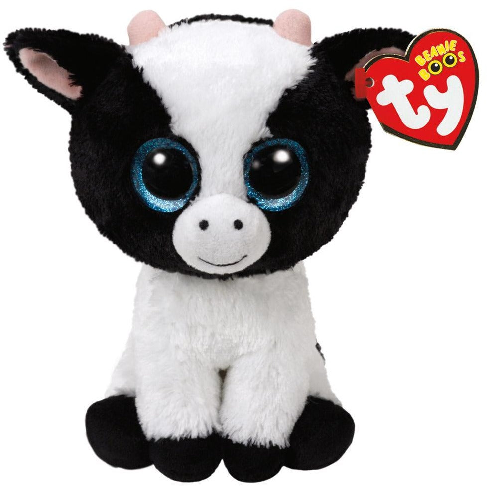 23e12bee267 TY Beanie Boos Butter the Cow Small 6