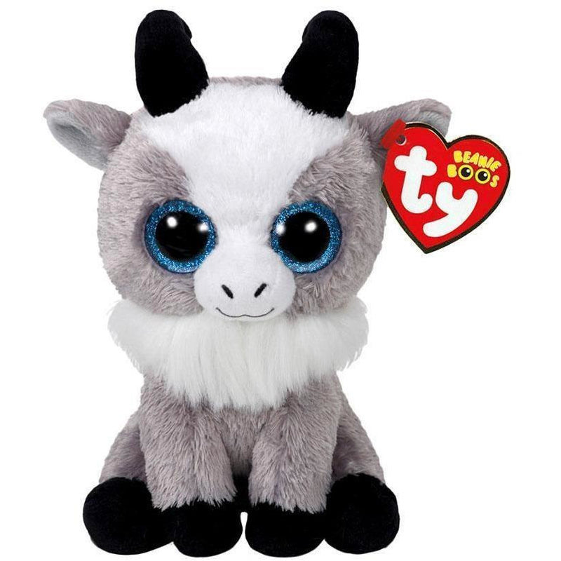 TY Beanie Boos Gabby the Goat Small 6""
