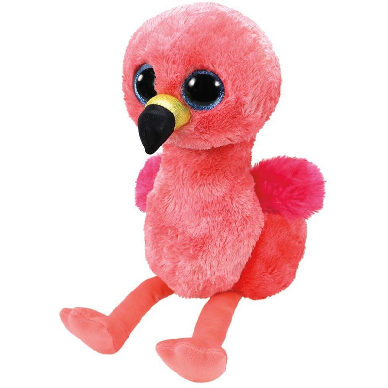 TY Beanie Boos Gilda the Flamingo Small 6""
