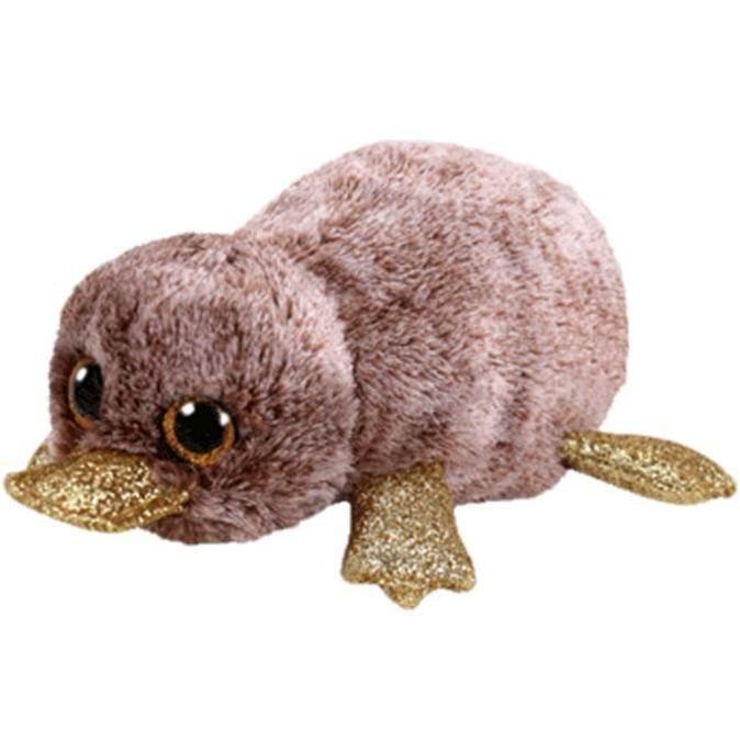 TY Beanie Boos Perry the Brown Platypus Small 6