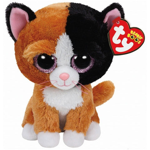 "TY Beanie Boos Tauri the Kitten Small 6"" - Beanie Boos - Anglo Dutch Pools and Toys"