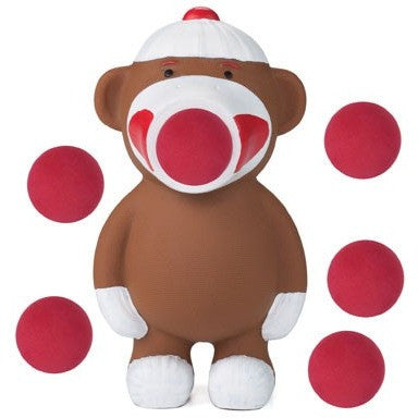 Hog Wild Sock Monkey Popper - Blasters and Foam Play - Anglo Dutch Pools and Toys