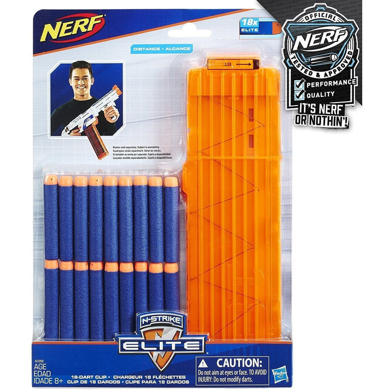 Nerf N-Strike Elite Series 18-Dart Quick Reload Clip