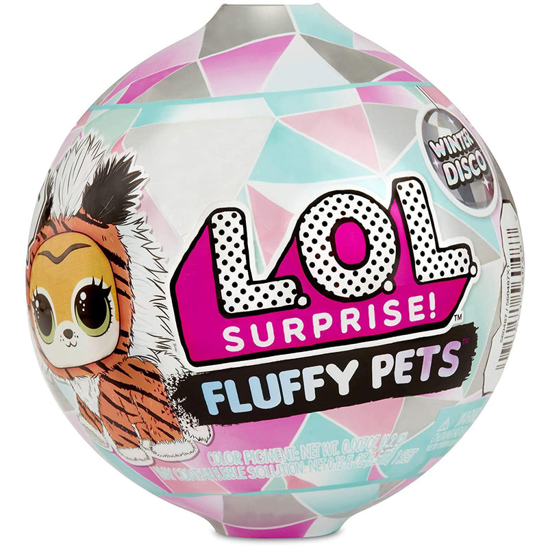 Blindbox Figures - L.O.L. Surprise! Fluffy Pets Winter Disco Series