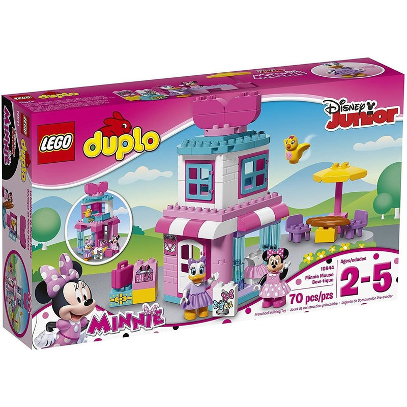LEGO 10844 Duplo Minnie Mouse Bow-tique