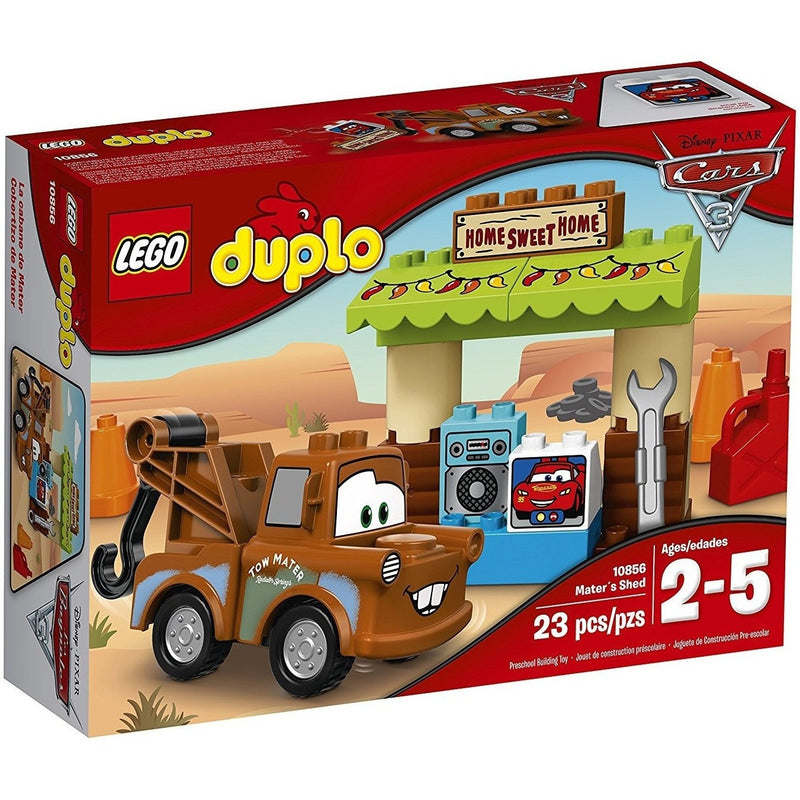 Blocks And Bricks - LEGO 10856 Duplo Mater´s Shed