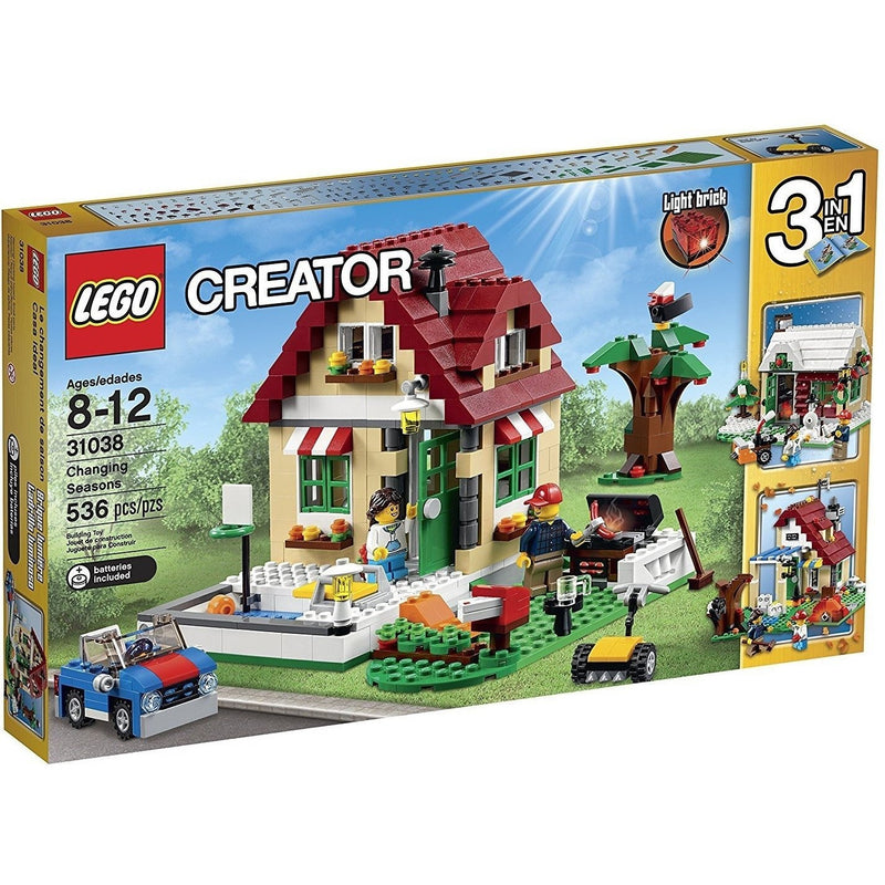 LEGO 31038 Creator Changing Seasons