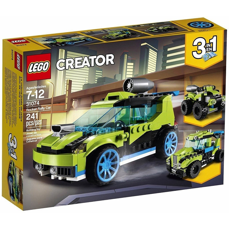 LEGO 31074 Creator Rocket Rally Car