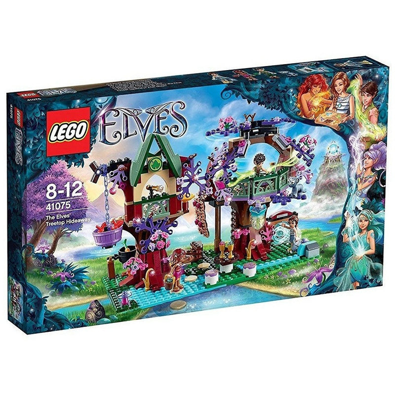 LEGO 41075 Elves The Elves' Treetop Hideaway- - Anglo Dutch Pools & Toys  - 1
