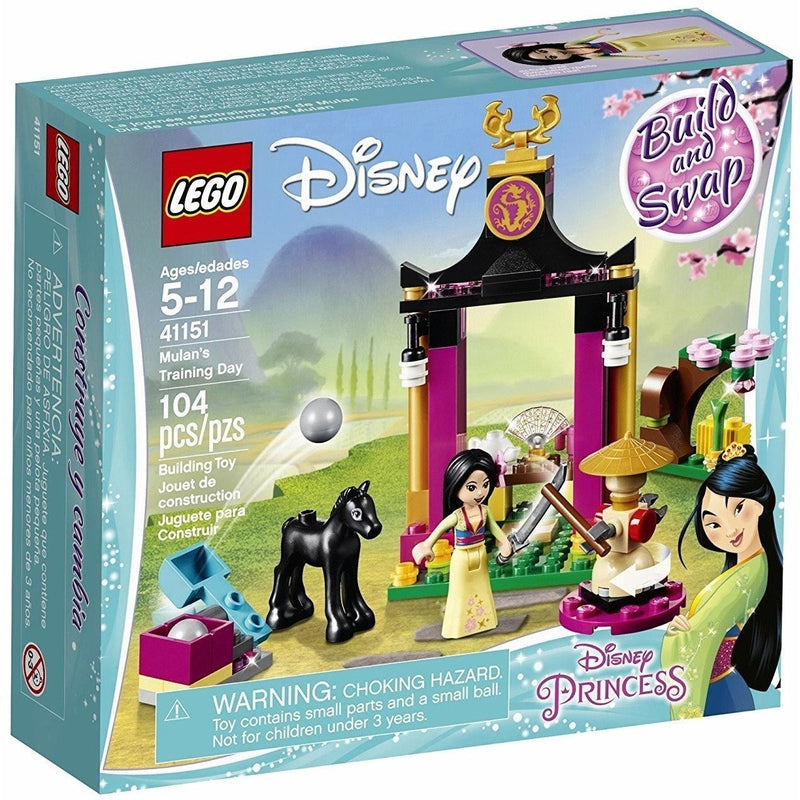 LEGO 41151 Disney Princess Mulan's Training Day