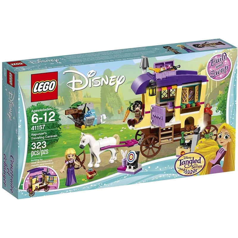 Blocks And Bricks - LEGO 41157 Disney Rapunzel's Traveling Caravan