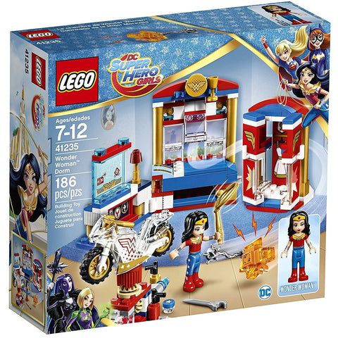 Blocks And Bricks - LEGO 41235 DC Super Hero Girls Wonder Woman Dorm