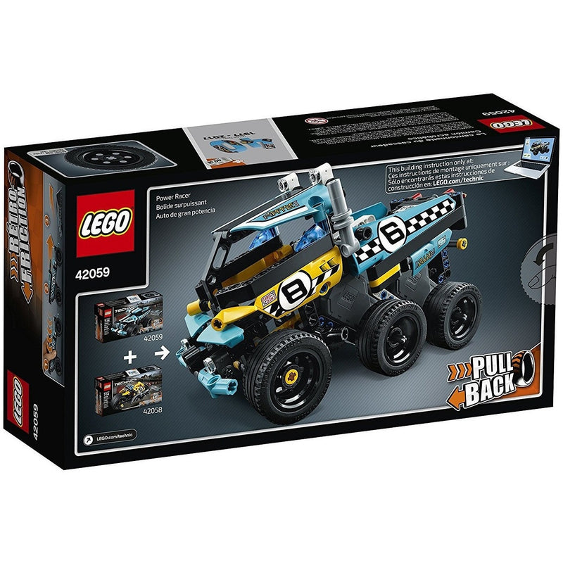 Lego Technic Building Sets Toys For 7 8 Year Olds
