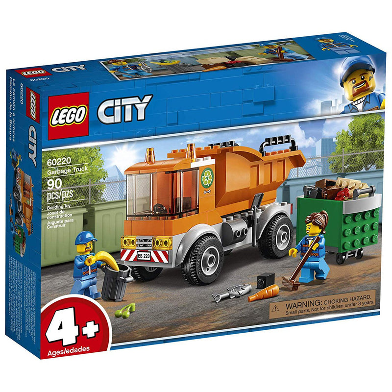 Blocks And Bricks - LEGO 60220 Garbage Truck