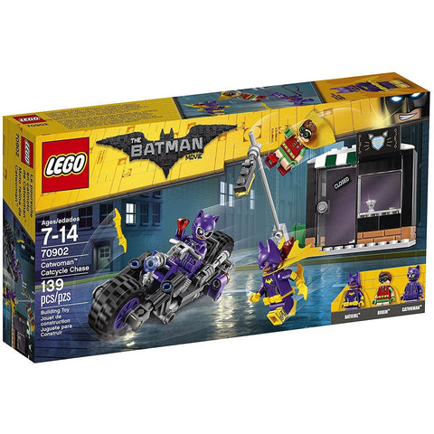 Blocks And Bricks - LEGO 70902 Batman Movie Catwoman Catcycle Chase