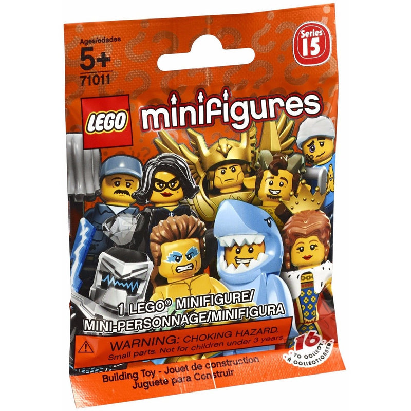 LEGO 71001 Minifigures, Series 15 - Blocks and Bricks - Anglo Dutch Pools and Toys