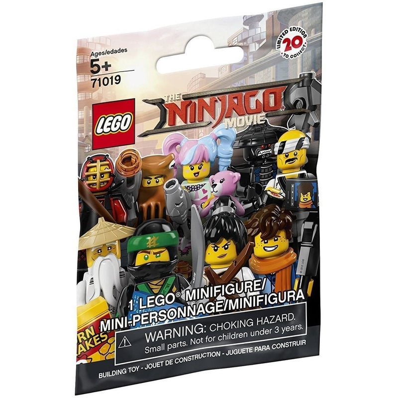 Blocks And Bricks - LEGO 71019 Minifigures, The Ninjago Movie Series