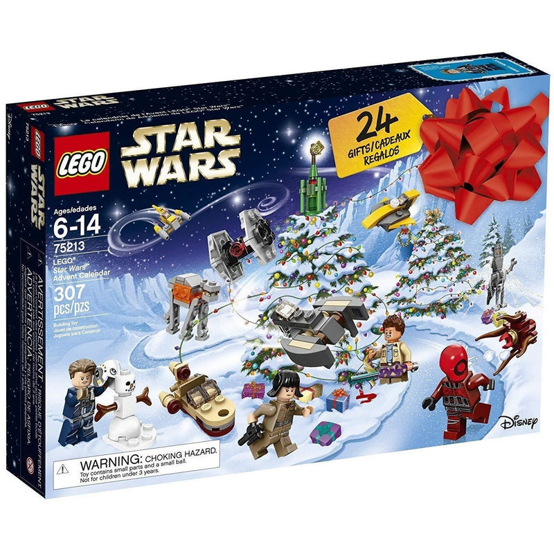 Blocks And Bricks - LEGO 75213 Star Wars Advent Calendar