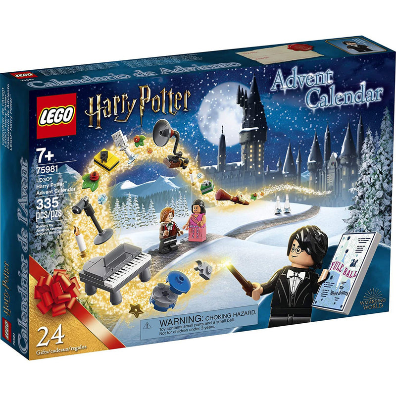 Blocks And Bricks - LEGO 75981 Harry Potter Advent Calendar