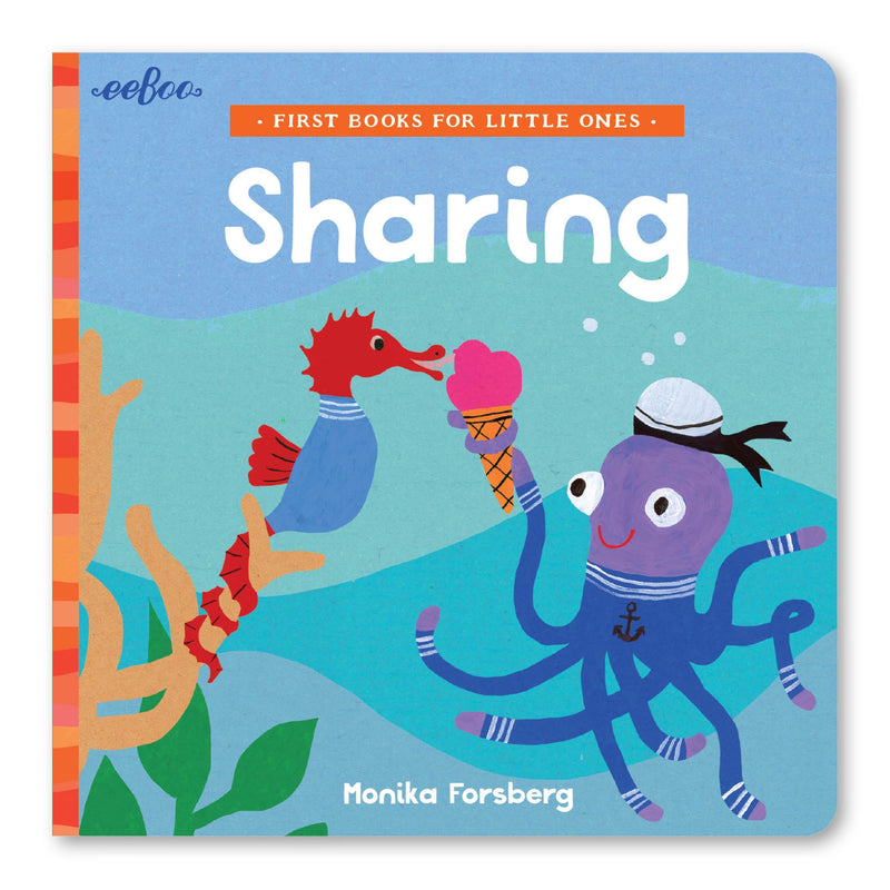 Board Books - First Books For Little Ones Sharing Board Book