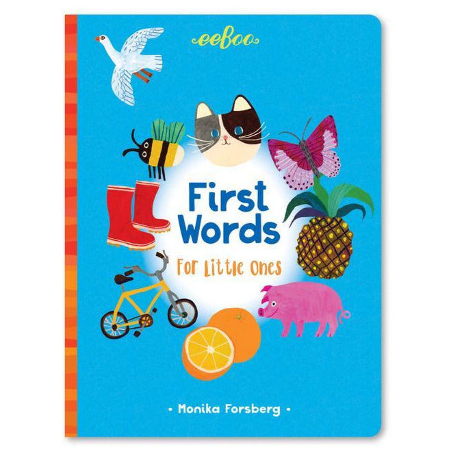 Board Books - First Words For Little Ones Board Book