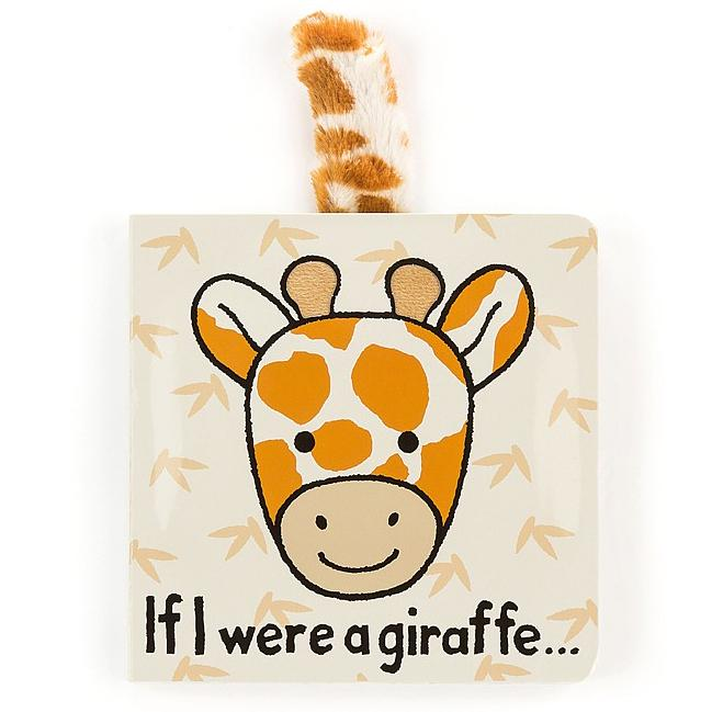 Board Books - If I Were A Giraffe Board Book