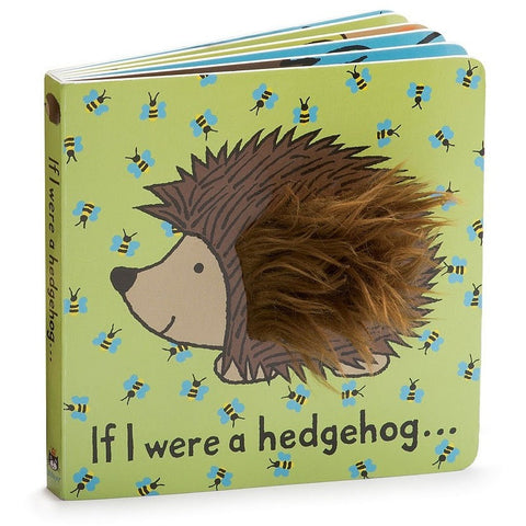 If I were a Hedgehog Board Book- - Anglo Dutch Pools & Toys
