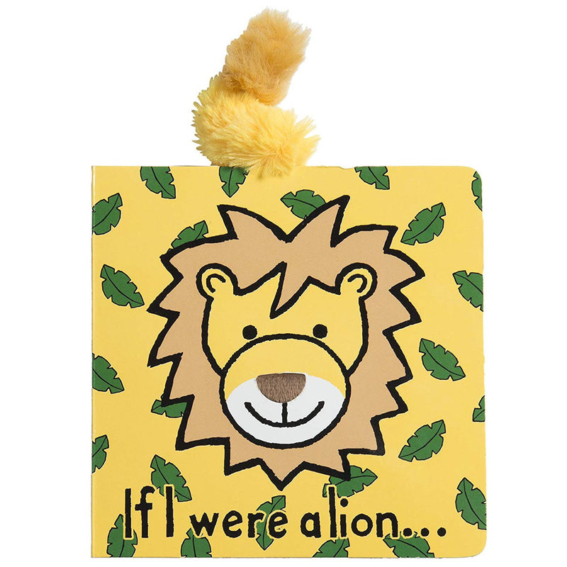 Board Books - If I Were A Lion Board Book