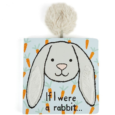 Board Books - If I Were A Rabbit Board Book